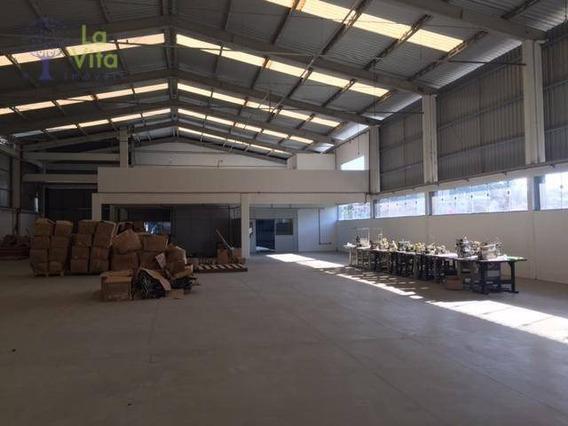 Galpão Barracão Industrial Para Alugar Locação, Badenfurt, Blumenau. - Ga0011