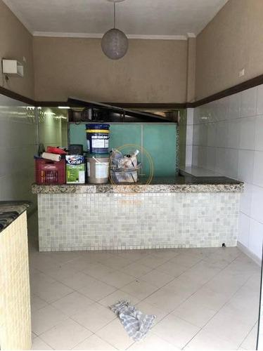 Loja  Localizado(a) No Bairro Embaré Em Santos / Santos  - 6784