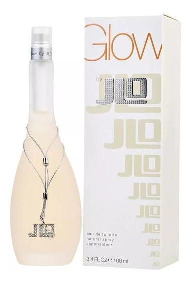Perfume Glow Jennifer Lopez 100ml Feminino Edt Original