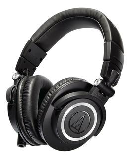 Audio Technica Ath-m50x Audifonos Dj Y Estudio Envio Gratis!