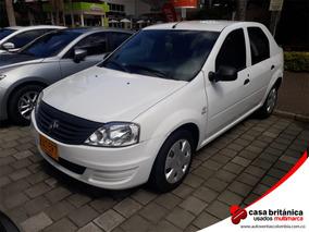 Renault Logan Familier Aa Mecanico 4x2 Gasolina