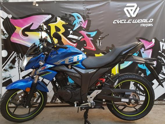 Moto Suzuki Gsx 150 Gixxer 2020 0km Ahora 12 Y 18 Al 19/7