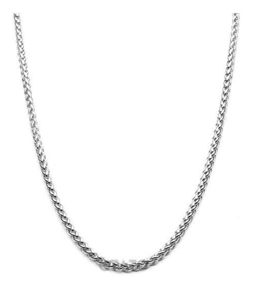 Collar Hombre - Cadena Hombre - Cadena Acero Quirúrgico - Collar Acero - Collares De Hombre - Cadenita De Hombre