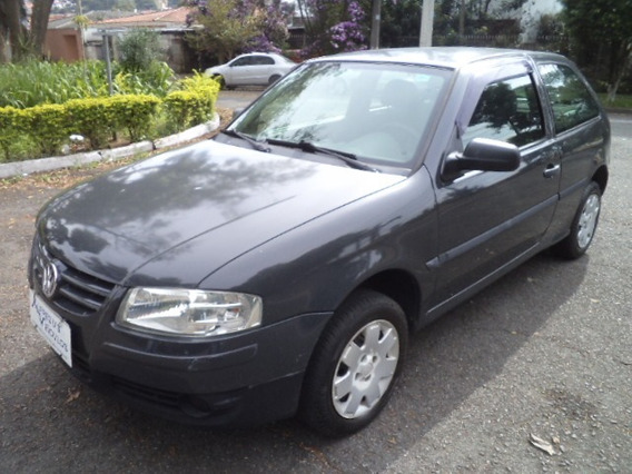 Vw - Volkswagen Gol City 1.0 Flex 66.000 Km 2007