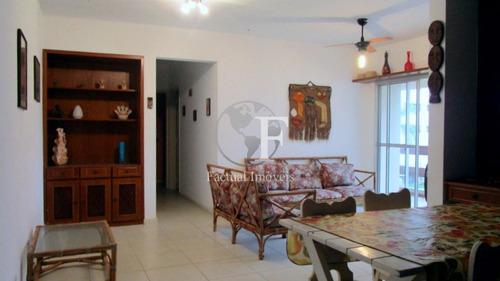 Apartamento Com 2 Dormitórios À Venda, 108 M² Por R$ 260.000,00 - Enseada - Guarujá/sp - Ap7730