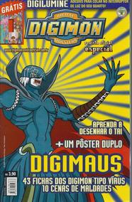 Revista Digital Digimon Monsters