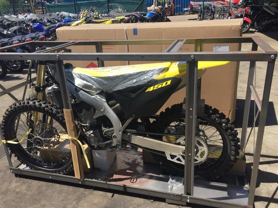Suzuki Rm-z450 0km No Crf,kxf,ex, Yzf, Ex Exc Rps Bikes