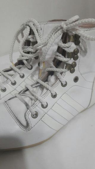 Zapatillas Botitas adidas Mujer Usadas