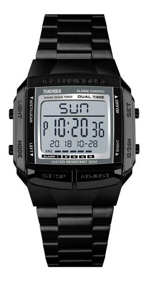 Relógio Masculino Skmei Top Marca De Luxo Relógio Digital