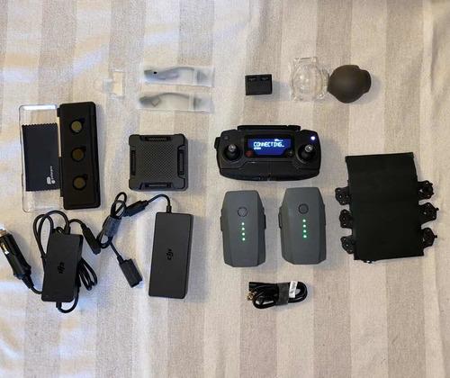 Accesorios Drone Dji Mavic Pro Fly More Combo Baterías