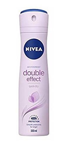 Desodorante En Spray Aerosol Nivea Dama