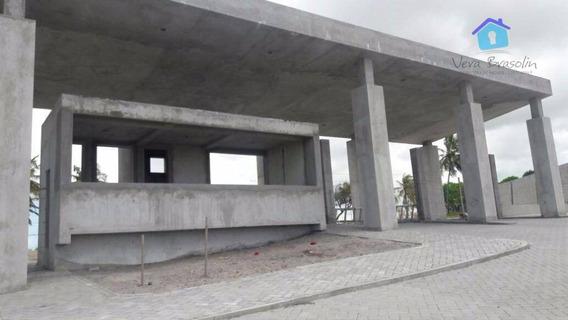 Terreno No Condomínio Villas De Carapibus, Conde-pb - Te0553