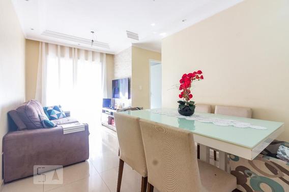 Apartamento No 4º Andar Com 2 Dormitórios E 1 Garagem - Id: 892946049 - 246049