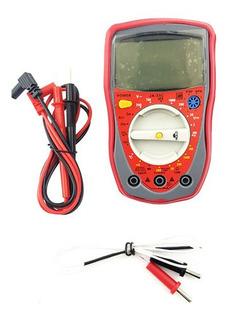 Multimetro Tester Digital Ja 33c 750v 10a Termoculpa