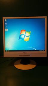 Monitor Lcd 19 Quadrado Fujitsu Siemens