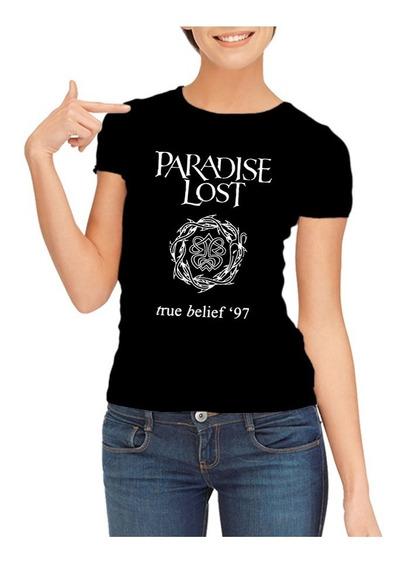 Paradise Lost True Belief 97 Nick Holmes - Xavier Baby Look