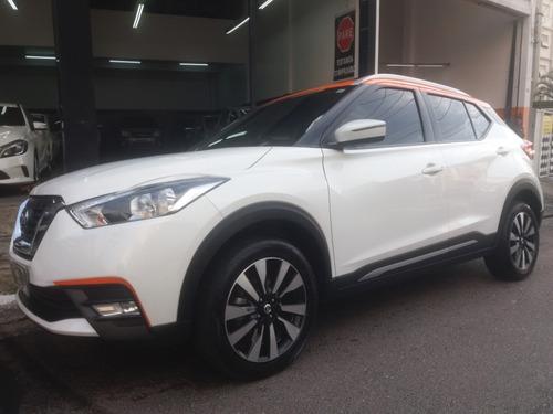 Nissan Kicks 1.6 16v Flexstart Sv  4p Xtronic 2016/20