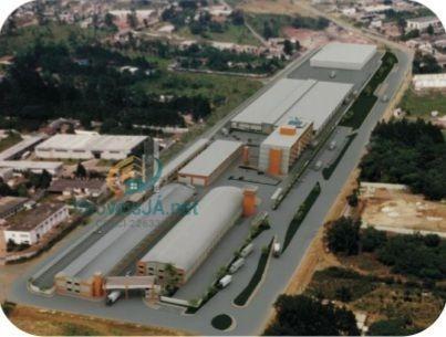 Pavilhão/galpão Industrial Para Alugar Em Santana De Parnaíba/sp - 719