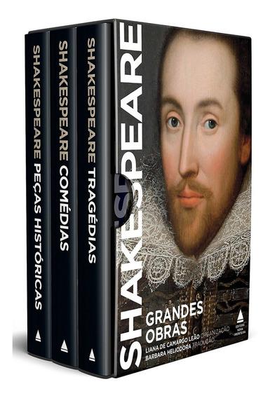 Box - Grandes Obras De Shakespeare