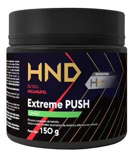 Pré-treino Termogênico Extreme Push Limão Hinode Cód 175