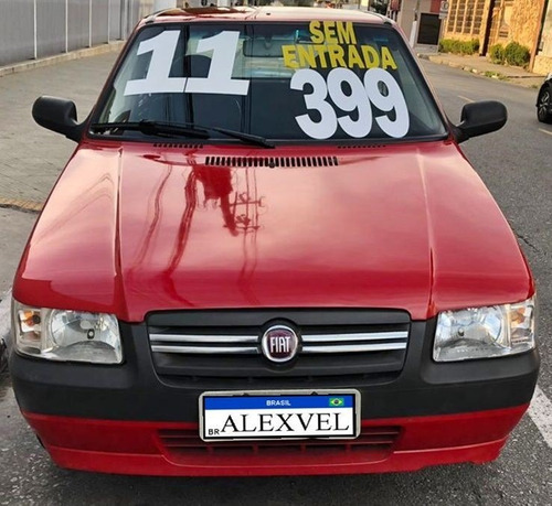 Fiat Uno 1.0 Mpi Mille Fire Economy 8v 2011