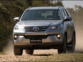 Toyota Sw4 Srx 2.8 Diesel 4x4 Automática 7 Lugares
