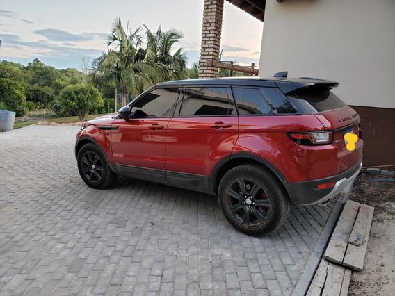 Land Rover Evoque Evoque Sd4 Se 2.2