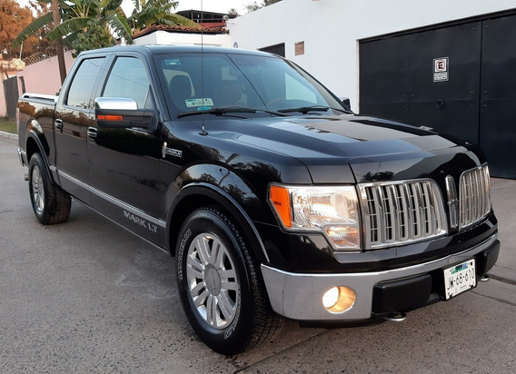 Lincoln Mark Lt 4x4 2013 ¡¡extremadamente Impecable!!