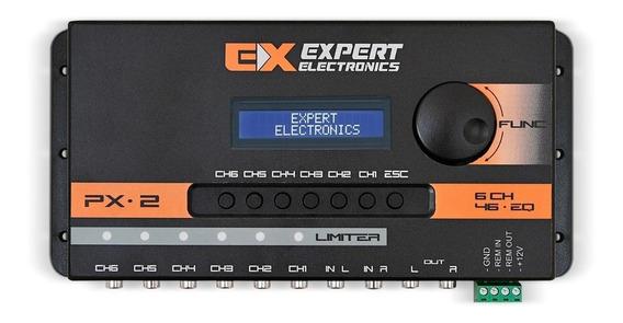 Processador Expert Px2 Pro Limiter 6 Canais