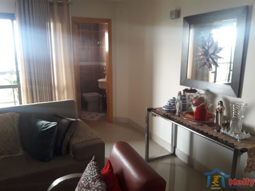 Apartamento Com 4 Dormitórios À Venda - Jardim João Paulo Ii, Presidente Prudente/sp - 1557