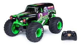 Monster Jam Grave Digger Full R/c 1.24 Int 66803g Original