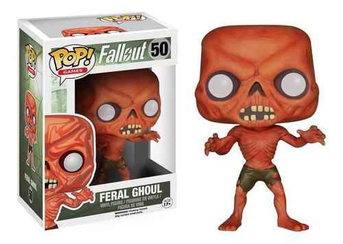 Funko Pop! Feral Ghoul Fallout #50