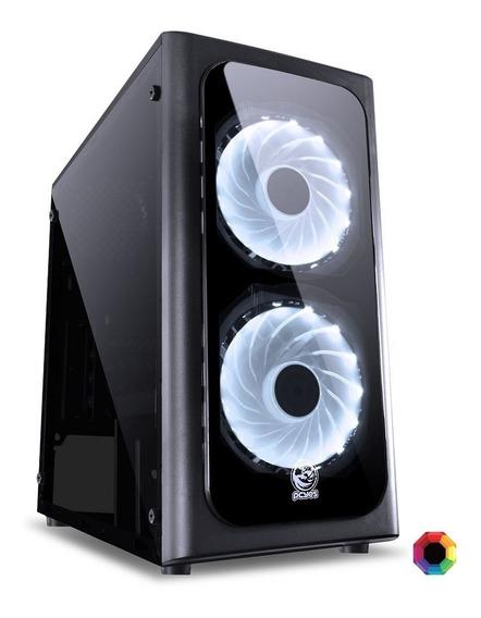 Cpu Gamer Intel I7 8700 16gb Ssd M.2 480 Gb Gtx 1060 Oc 6gb
