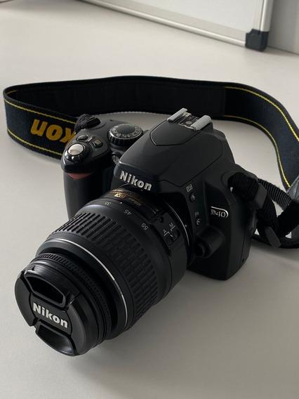 Nikon D40 + Objetiva 18 - 55mm