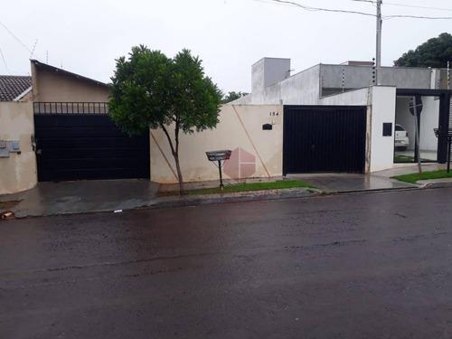Casa À Venda, 112 M² Por R$ 280.000,00 - Loteamento Madrid - Maringá/pr - Ca0179