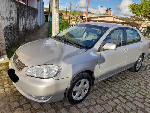 Imagem 1 de 8 de Toyota Corolla 2006 1.8 16v Xei Aut. 4p