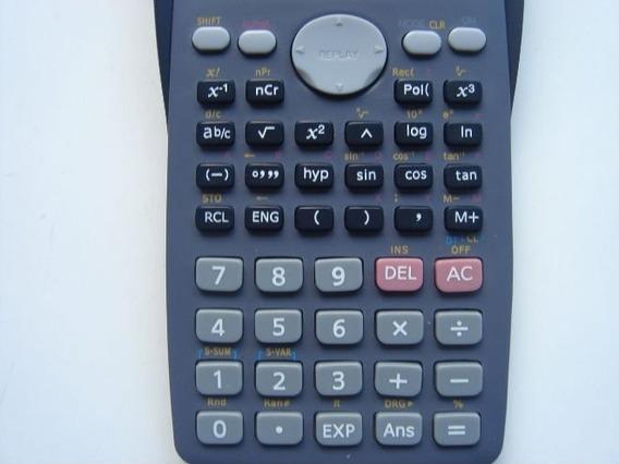 Calculadora Cientifica Eates Fc-82ms- Semi Nova