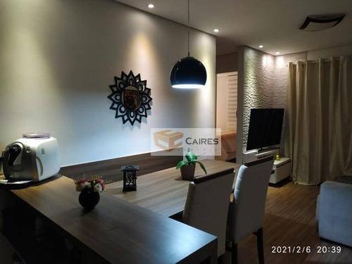 Imagem 1 de 18 de Apartamento Com 2 Dormitórios À Venda, 44 M² Por R$ 250.000,00 - Vila Marieta - Campinas/sp - Ap7862