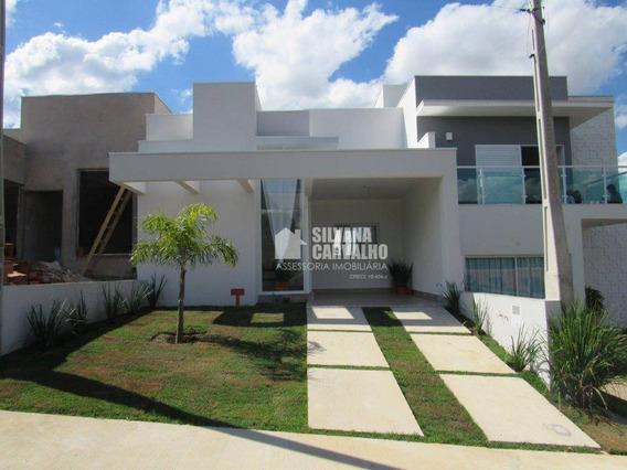 Casa À Venda No Condomínio Village Moutonnée Em Salto. - Ca7006