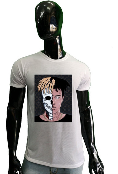 Playera Long O Normal Xxxtentacion Live Wear Mod R33