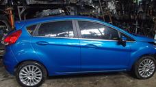 Ford Fiesta Titanium 2015 Power Shift Para Retirada De Peças