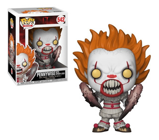 Funko Pop | It Pennywise With Spider Legs 542 Original