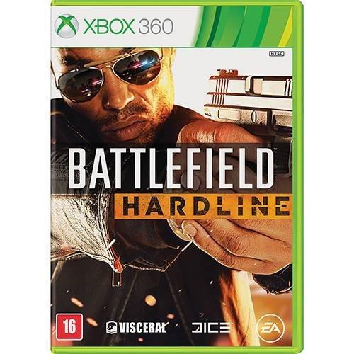 Battlefield Hardline - Xbox 360 Mídia Física