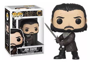 Funko Pop! Game Of Thrones - Jon Snow 80 Original