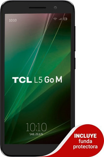 Celular Libre Tcl L5 Go M 4g 5p16gb Negro