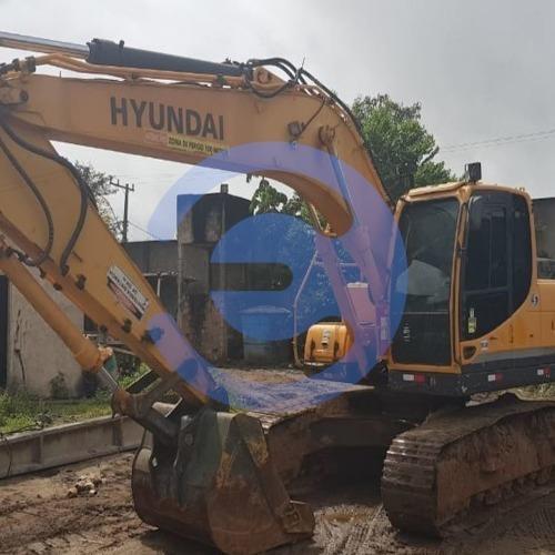 Imagem 1 de 8 de Escavadeira Hyundai R220 Lc Ano 2014