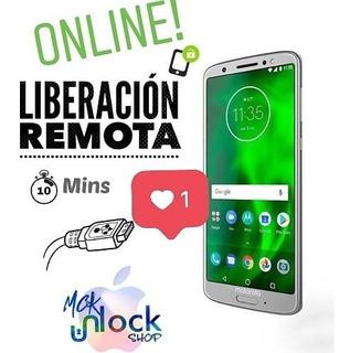 Motorola Liberación Todos 2019- 2020 E6 G7 G8 One Vision