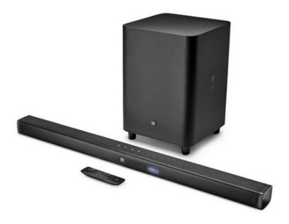 Jbl Cinema Sb450 Soundbar Subwoofer Wireless / Nf / Oficial