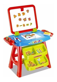Set De Pizarra 3 En 1 Educativa Iman / JLG Importadora Cl