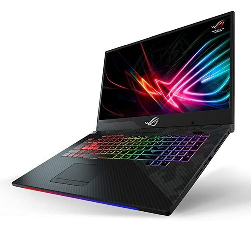 Notebook Asus Rog Strix Scar Ii Gaming Laptop 17.3 144hz Ip
